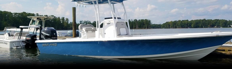 sea pro boat